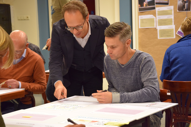 raise ideas workshop
